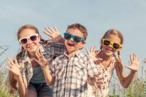 Enuresis niños verano